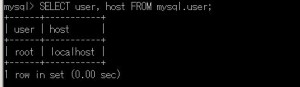 mysql_user_select
